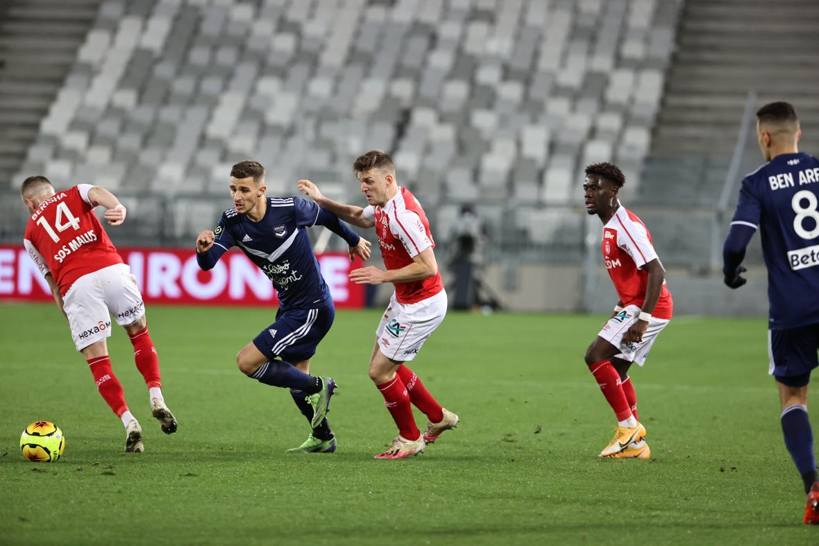 Bordeaux-Reims (1-3, Saison 2020-2021)