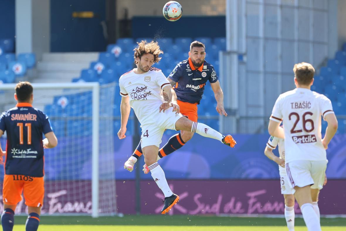 Montpellier-Bordeaux (3-1, Saison 2020-2021)
