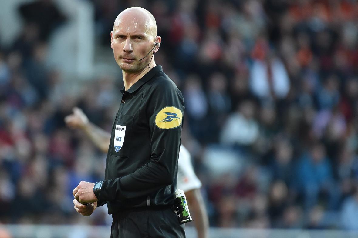 Antony Gautier, arbitre en Ligue 1