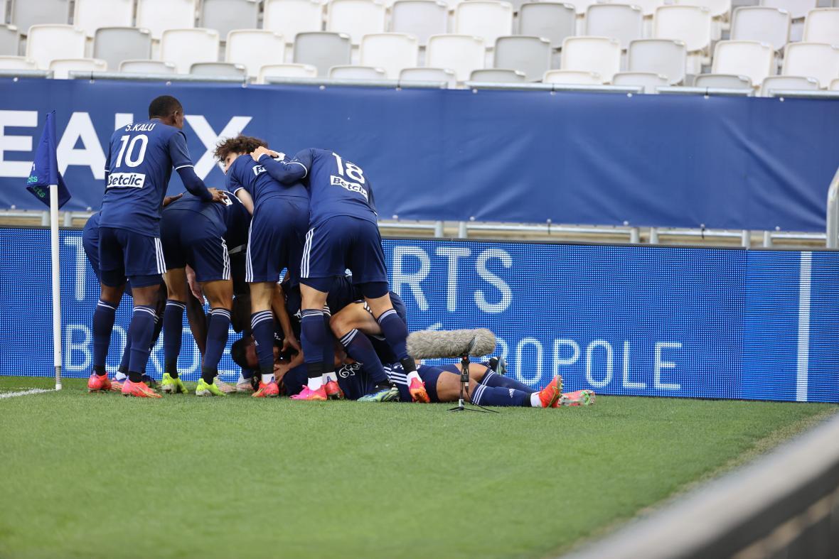 Bordeaux-Rennes (1-0)