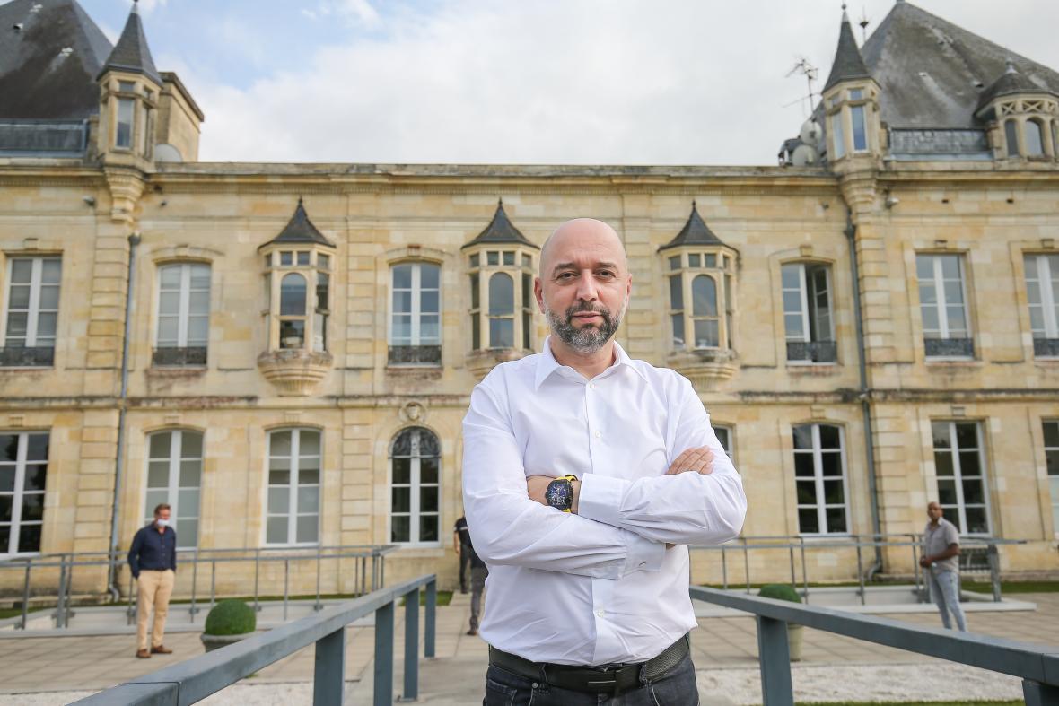 L'arrivée de Gérard Lopez aux Girondins de Bordeaux