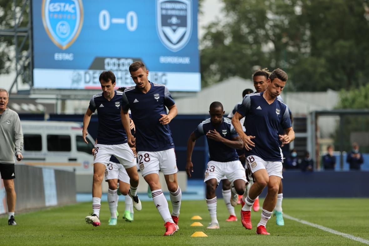 Match amical Troyes - Bordeaux