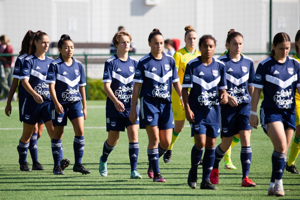 Match U19 féminine