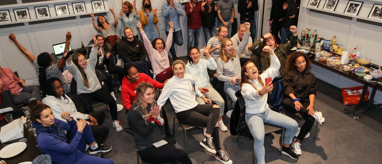 La qualification en Ligue des Champions pour les féminines