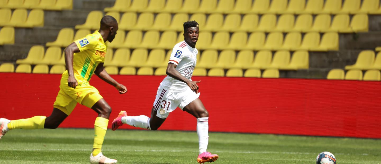 Nantes-Bordeaux (3-0)