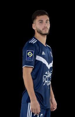 Tom Lacoux (Saison 2020-2021)