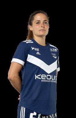 La fiche de Delphine Chatelin (Saison 2021-2022)