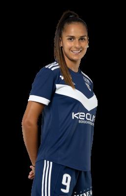 La fiche de Mélissa Gomes (Saison 2021-2022)