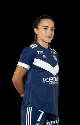 La fiche de Melissa Herrera (Saison 2021-2022)