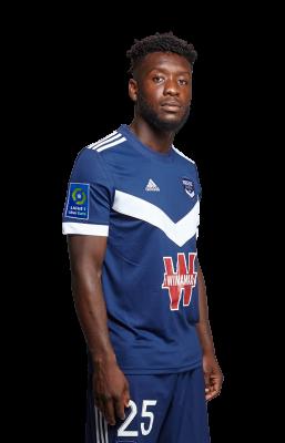 Fiche Joueur Saison 2021-2022 / Enock Kwateng