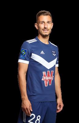 Fiche Joueur Saison 2021-2022 / Rémi Oudin