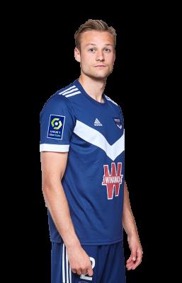 Fiche Joueur Saison 2021-2022 / Stian Gregersen