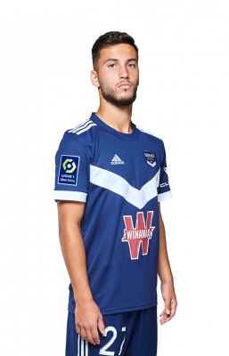 Fiche Joueur Saison 2021-2022 / Tom Lacoux