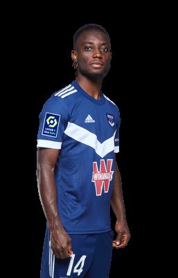 Fiche Joueur Saison 2021-2022 / Gideon Mensah