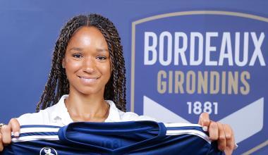 Daria Jenkins signe aux Girondins