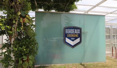 Logo des Girondins de Bordeaux - Centre sportif (Le Haillan)