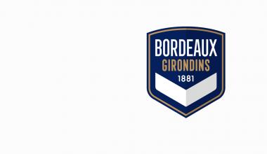 Le logo officiel du FC Girondins de Bordeaux