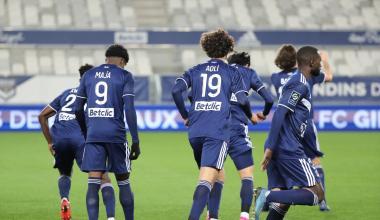 Bordeaux - Saint-Etienne (1-2, Saison 2020-2021)