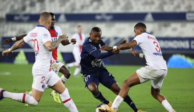 Bordeaux-Paris (0-1)
