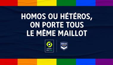 « Homos ou Hétéros, on porte tous le même maillot » (LFP, 2021)