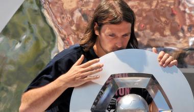 38 ans pour Fernando Cavenaghi