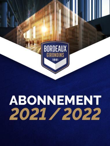 Abonnements 2021/2022