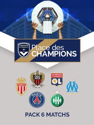 La Place des Champions