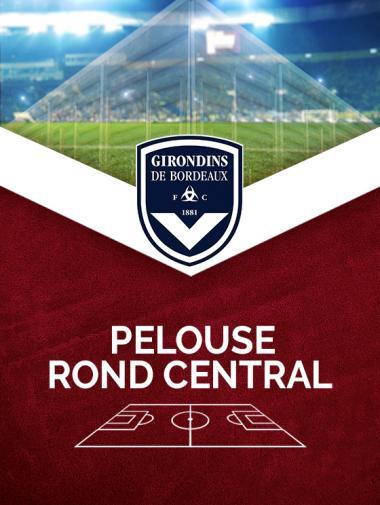 Pelouse Rond Central