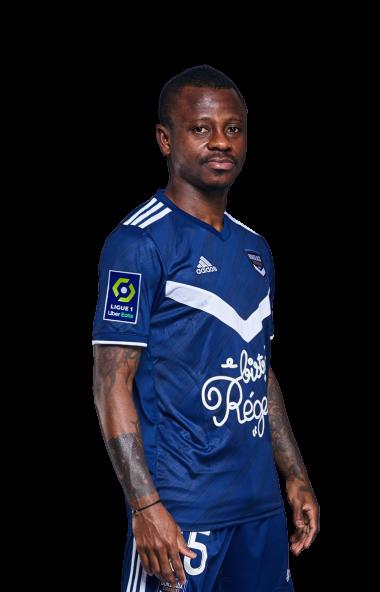 Jean-Michaël Seri (Saison 2020-2021)