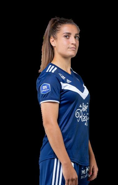 Julie Thibaud (Saison 2020-2021)