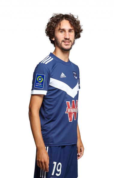 Fiche Joueur Saison 2021-2022 / Yacine Adli