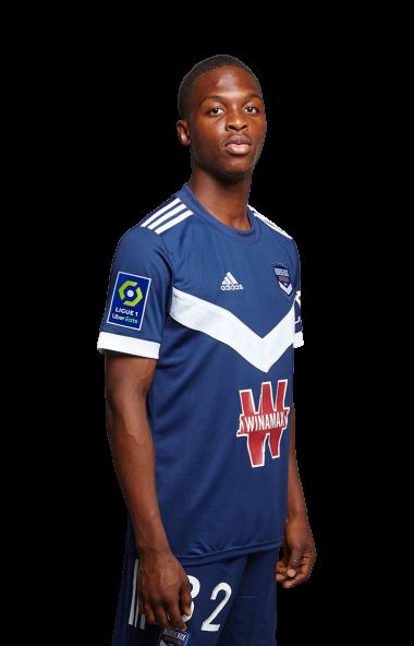 Fiche Joueur Saison 2021-2022 / Dilane Bakwa