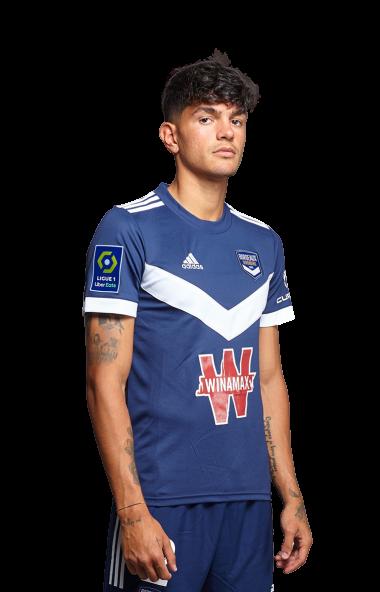 Fiche Joueur Saison 2021-2022 / Raoul Bellanova