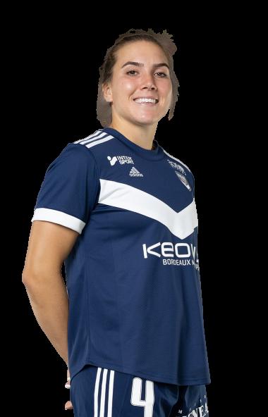 La fiche de Vanessa Gilles (Saison 2021-2022)