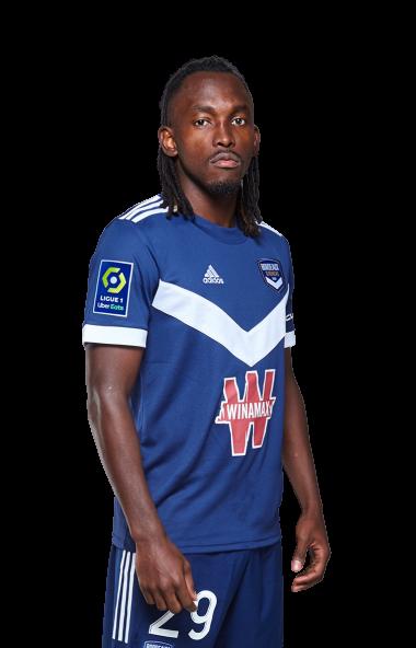 Fiche Joueur Saison 2021-2022 / Alberth Elis