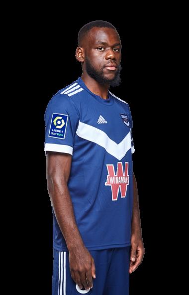Fiche Joueur Saison 2021-2022 / Junior Onana