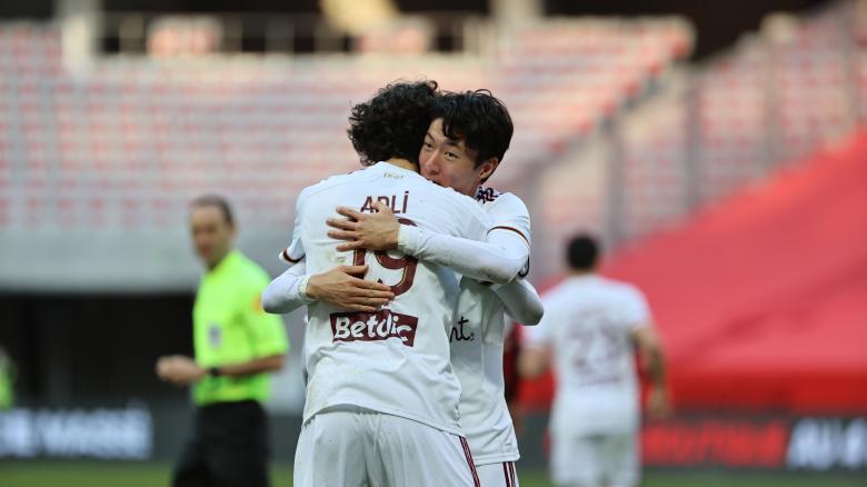 Les photos de la victoire contre Nice [0-3]