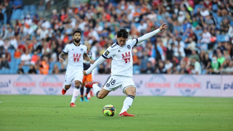 Montpellier-Bordeaux (3-3, Saison 2021-2022)