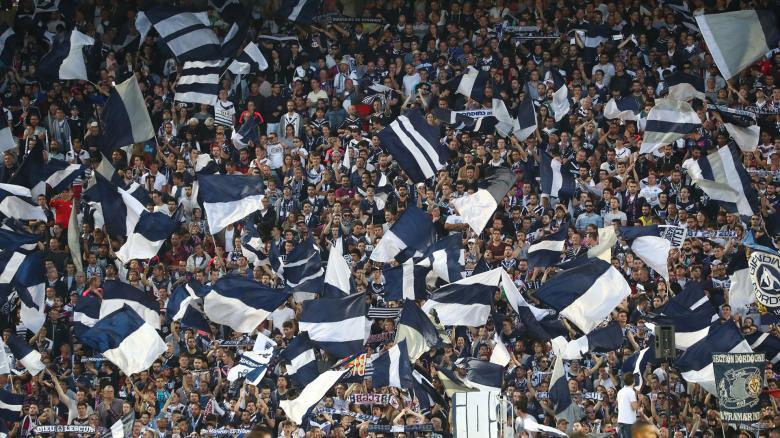 Venez soutenir les Girondins face à Rennes !