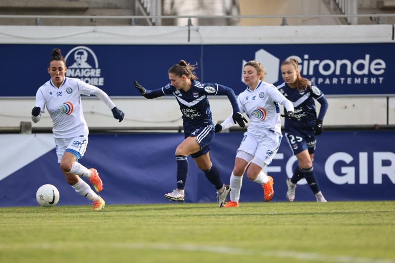 Bordeaux-Soyaux (1-0, match amical, saison 2020-2021)