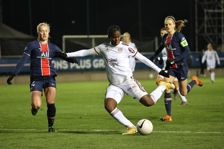 Paris SG-Bordeaux (1-0) - D1 Arkéma - Saison 2020-2021