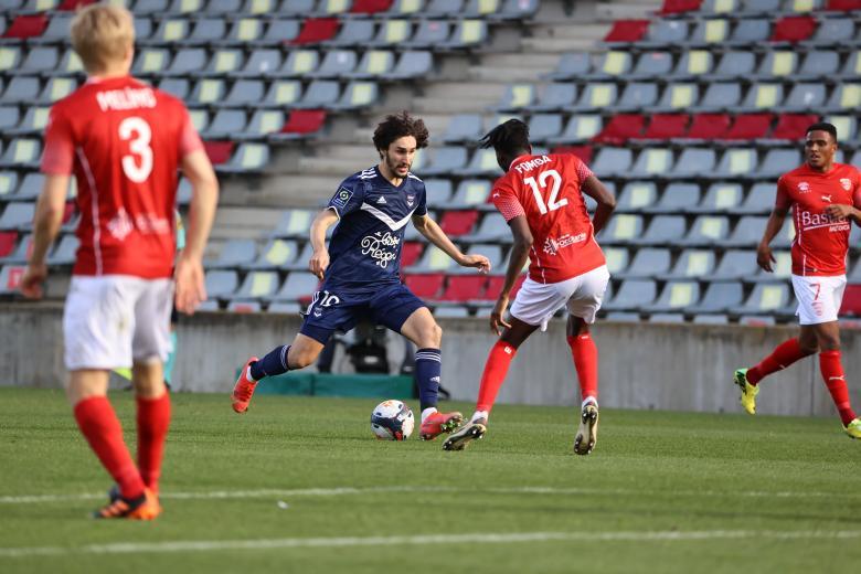 Les photos après Nîmes-Bordeaux (0-2)