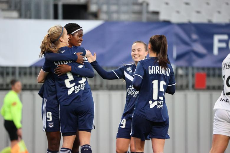 Bordeaux-Paris FC (2-3, saison 2020-2021)