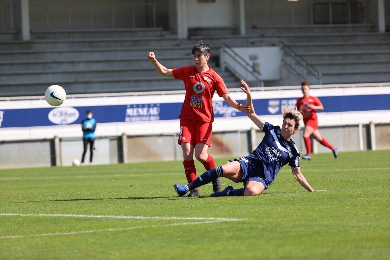 Les photos de la victoire contre Issy [1-0]
