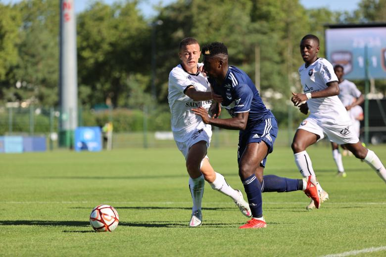 Match amical Bordeaux-Caen (Juillet 2021)
