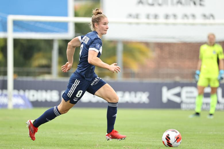 Bordeaux-Soyaux (6-0, 2ème journée D1 Arkéma, saison 2021-2022)