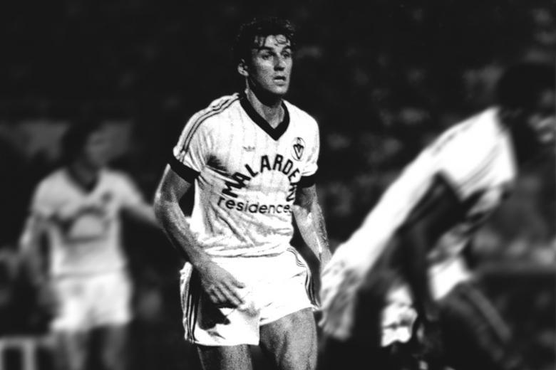 Patrick Battiston, légende du FC Girondins de Bordeaux