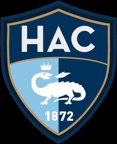 Le logo du Havre AC