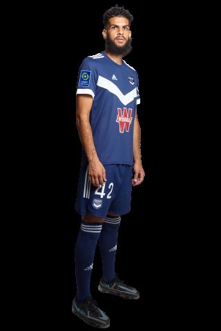 Fiche Joueur Saison 2021-2022 / Abdel-Jalil Medioub