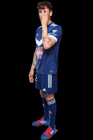 Fiche Joueur Saison 2021-2022 / Ricardo Mangas